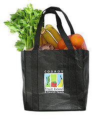 Non-woven Supermarket Bag from Bag People