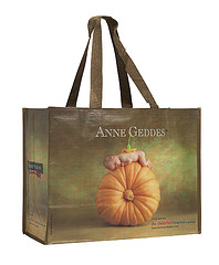 Laminated Woven PP Supermarket Bag - Anne Geddes - from Bag People