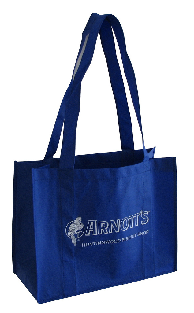 Non-woven Supermarket Bag by Bag People
